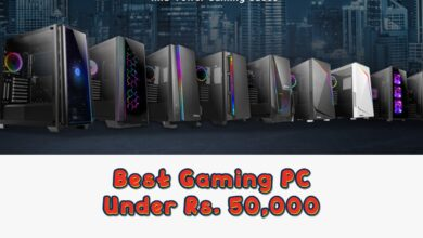 Best Gaming PC Under Rs. 50,000
