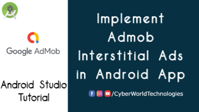 Admob Interstitial Ads in Android App